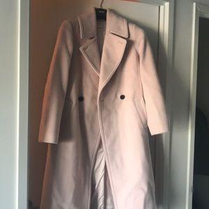 Club Monaco wool  trench coat